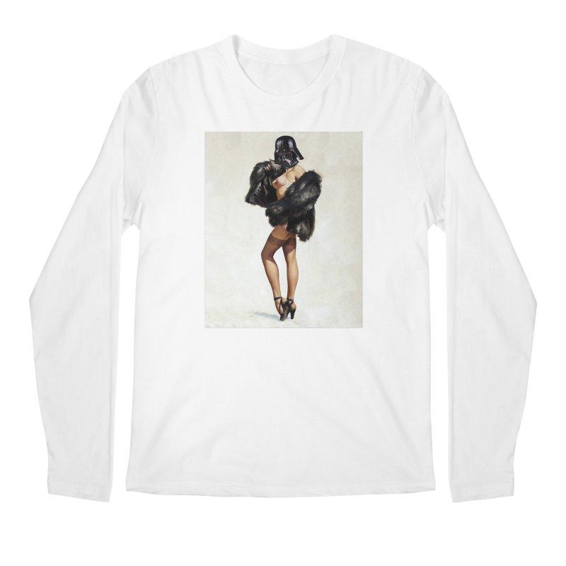 Darth Gorgeous! Men's Regular Longsleeve T-Shirt by SmoothImperial's Artist Shop