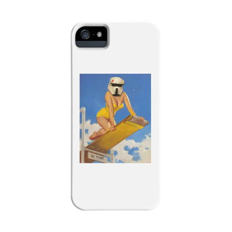 NO DIVING! Accessories Phone Case by SmoothImperial's Artist Shop