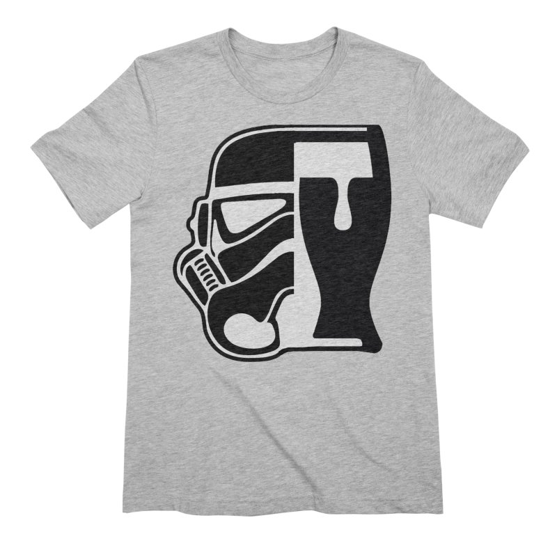 Buckets and Beers Episode III Men's T-Shirt by The Death Star Gift Shop