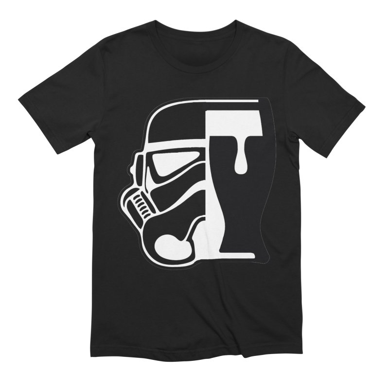 Buckets and Beers Episode III Men's Extra Soft T-Shirt by SmoothImperial's Artist Shop