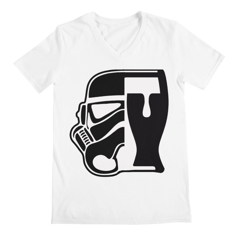 Buckets and Beers Episode III Men's V-Neck by SmoothImperial's Artist Shop