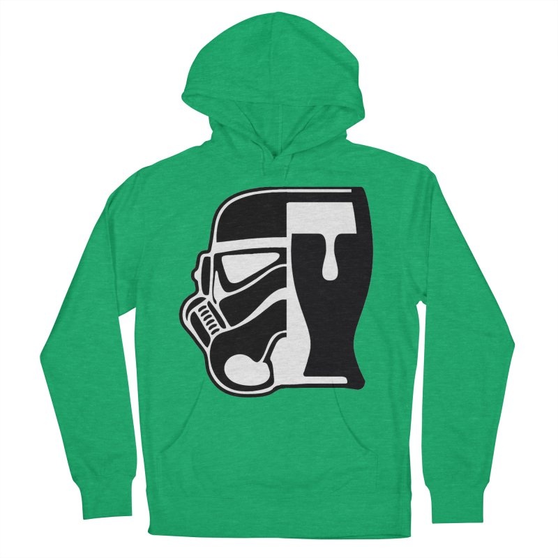 Buckets and Beers Episode III Women's French Terry Pullover Hoody by The Death Star Gift Shop