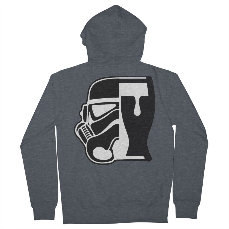 Buckets and Beers Episode III Women's French Terry Zip-Up Hoody by SmoothImperial's Artist Shop