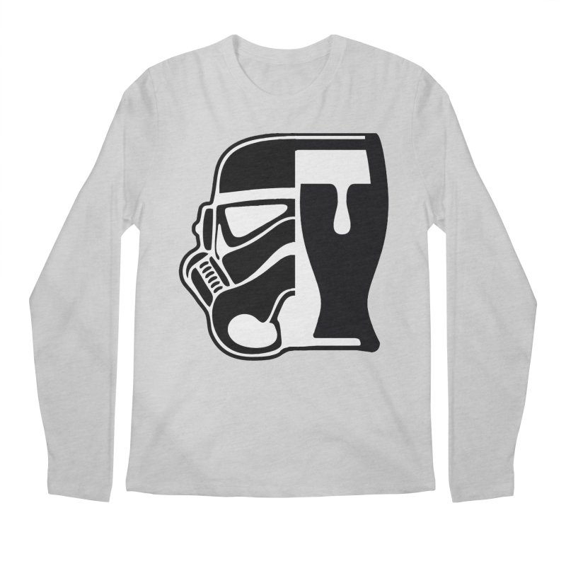 Buckets and Beers Episode III Men's Regular Longsleeve T-Shirt by SmoothImperial's Artist Shop