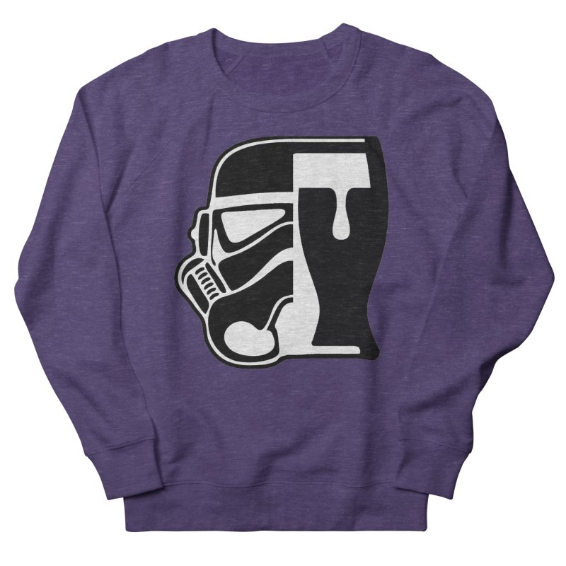 Buckets and Beers Episode III Women's French Terry Sweatshirt by The Death Star Gift Shop