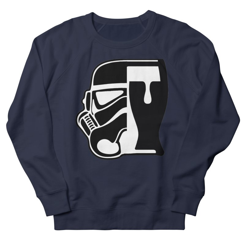 Buckets and Beers Episode III Men's French Terry Sweatshirt by The Death Star Gift Shop