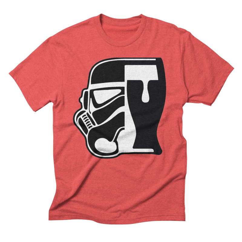 Buckets and Beers Episode III Men's Triblend T-Shirt by SmoothImperial's Artist Shop