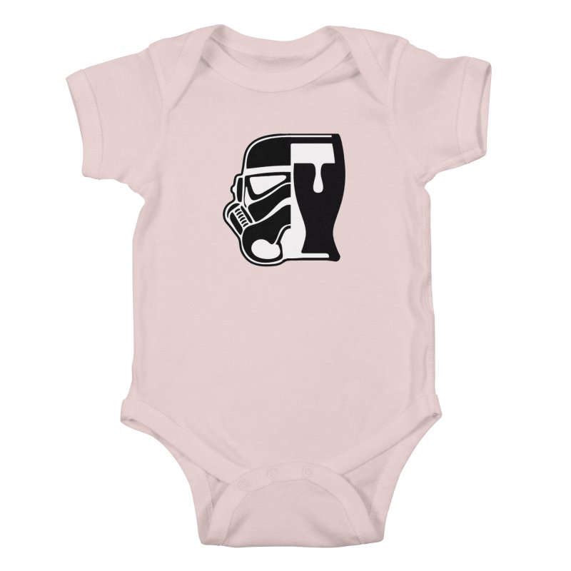 Buckets and Beers Episode III Kids Baby Bodysuit by SmoothImperial's Artist Shop