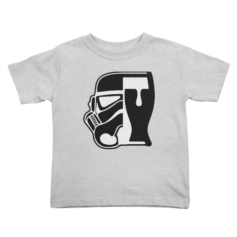 Buckets and Beers Episode III Kids Toddler T-Shirt by SmoothImperial's Artist Shop