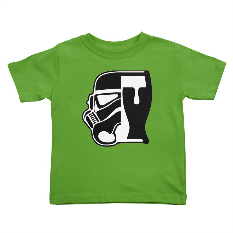 Buckets and Beers Episode III Kids Toddler T-Shirt by The Death Star Gift Shop
