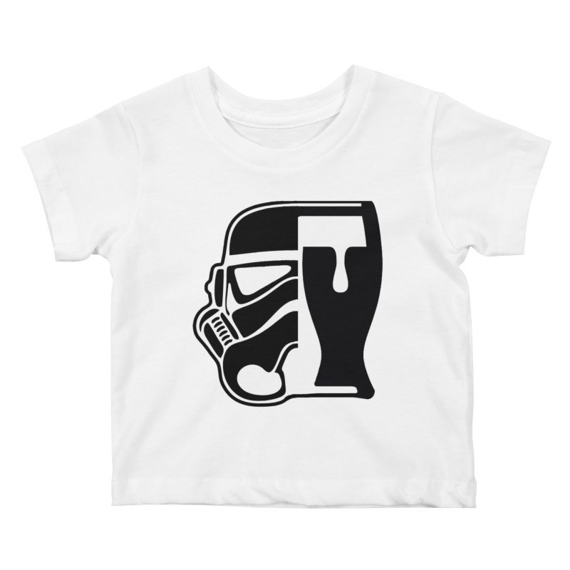 Buckets and Beers Episode III Kids Baby T-Shirt by SmoothImperial's Artist Shop