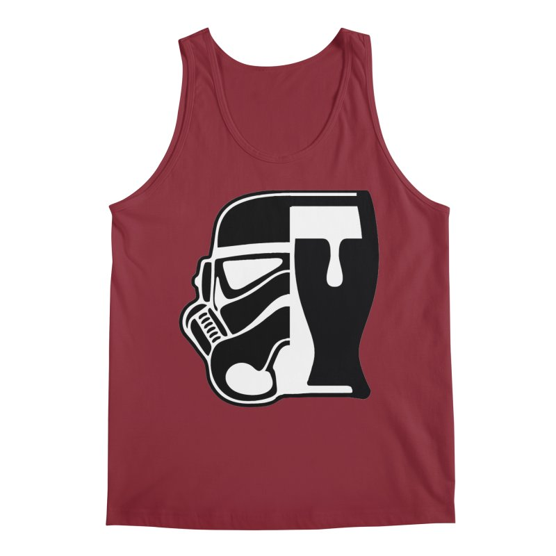 Buckets and Beers Episode III Men's Tank by The Death Star Gift Shop