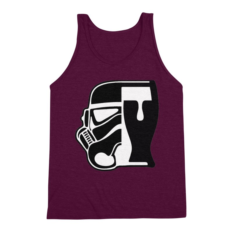 Buckets and Beers Episode III Men's Triblend Tank by The Death Star Gift Shop