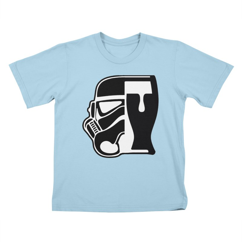 Buckets and Beers Episode III Kids T-Shirt by SmoothImperial's Artist Shop