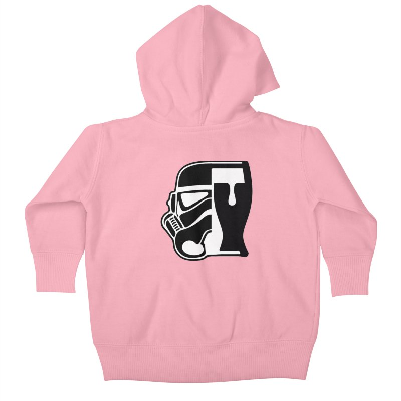 Buckets and Beers Episode III Kids Baby Zip-Up Hoody by SmoothImperial's Artist Shop