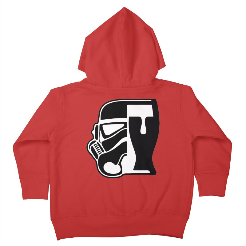 Buckets and Beers Episode III Kids Toddler Zip-Up Hoody by SmoothImperial's Artist Shop