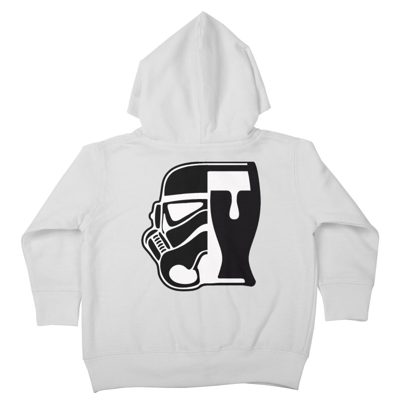 Buckets and Beers Episode III Kids Toddler Zip-Up Hoody by The Death Star Gift Shop