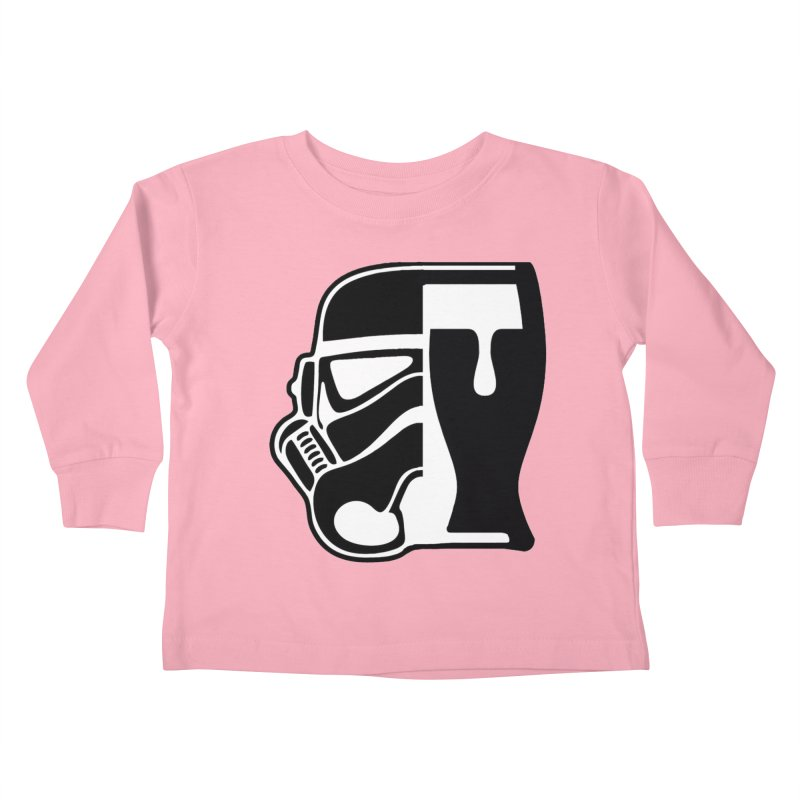 Buckets and Beers Episode III Kids Toddler Longsleeve T-Shirt by The Death Star Gift Shop