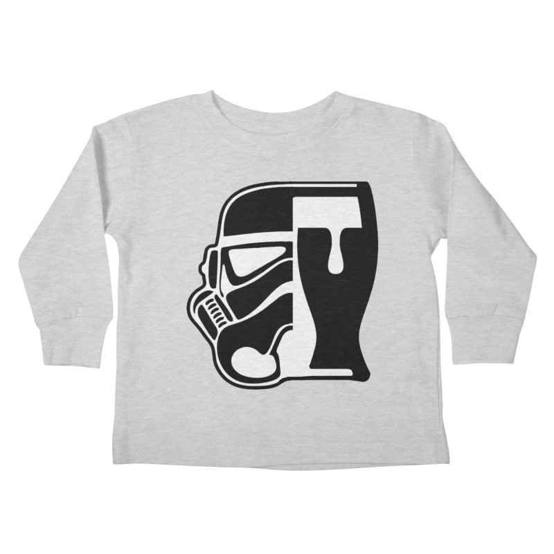 Buckets and Beers Episode III Kids Toddler Longsleeve T-Shirt by SmoothImperial's Artist Shop