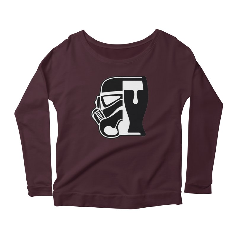 Buckets and Beers Episode III Women's Longsleeve T-Shirt by SmoothImperial's Artist Shop