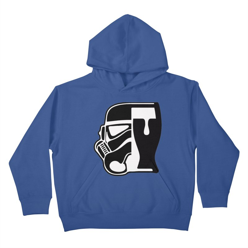 Buckets and Beers Episode III Kids Pullover Hoody by SmoothImperial's Artist Shop