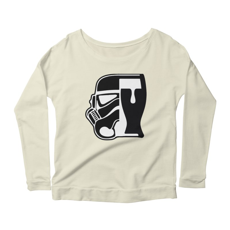 Buckets and Beers Episode III Women's Scoop Neck Longsleeve T-Shirt by SmoothImperial's Artist Shop
