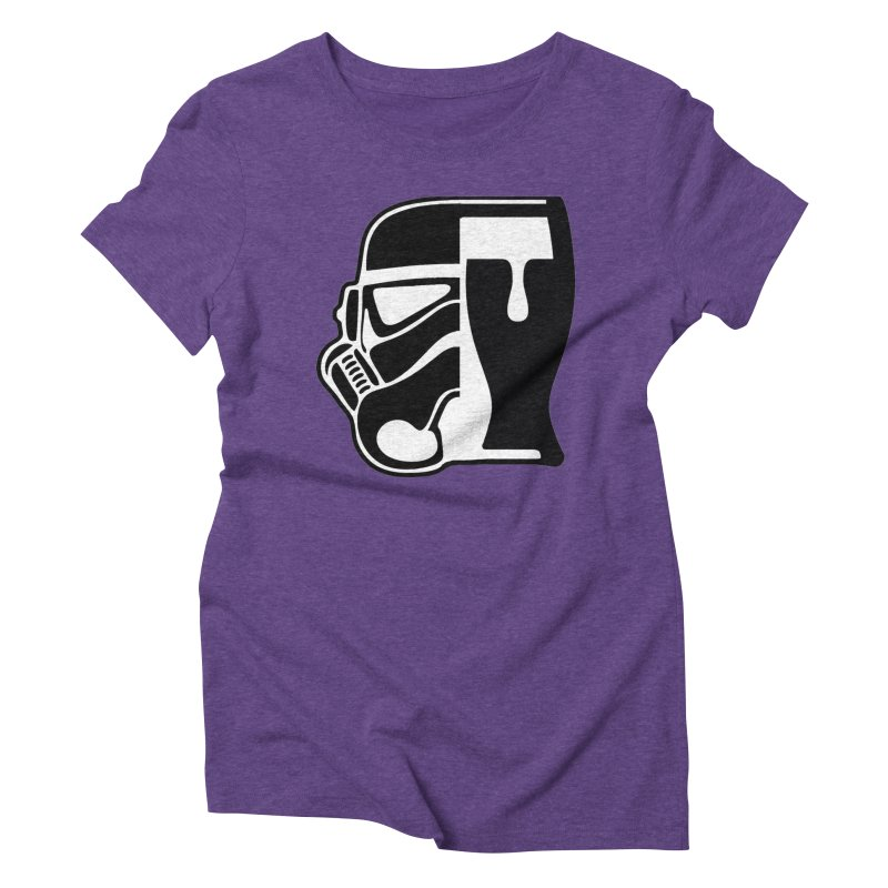 Buckets and Beers Episode III Women's Triblend T-Shirt by SmoothImperial's Artist Shop