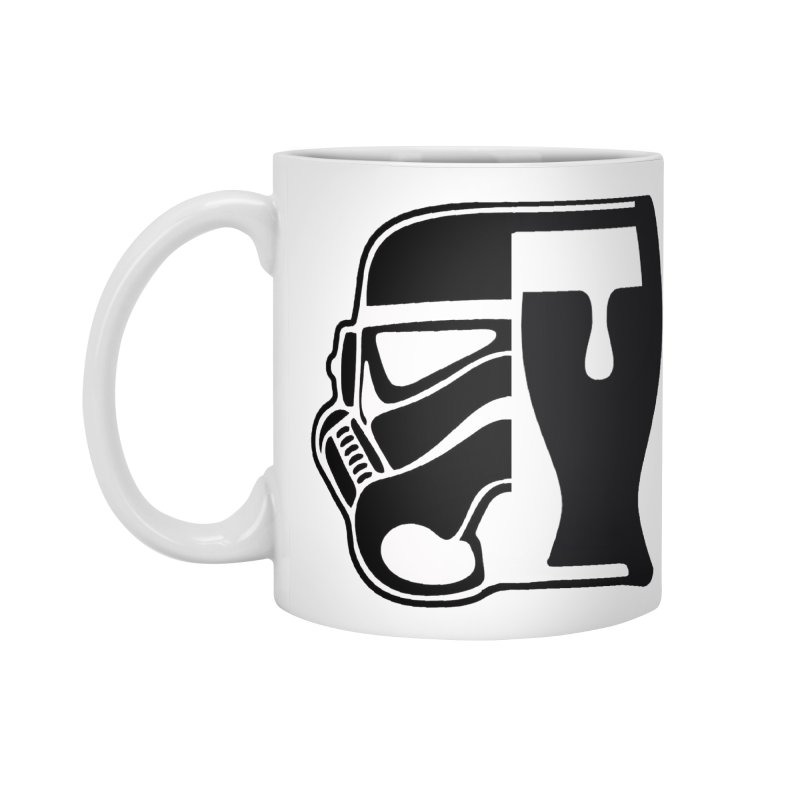 Buckets and Beers Episode III Accessories Mug by SmoothImperial's Artist Shop