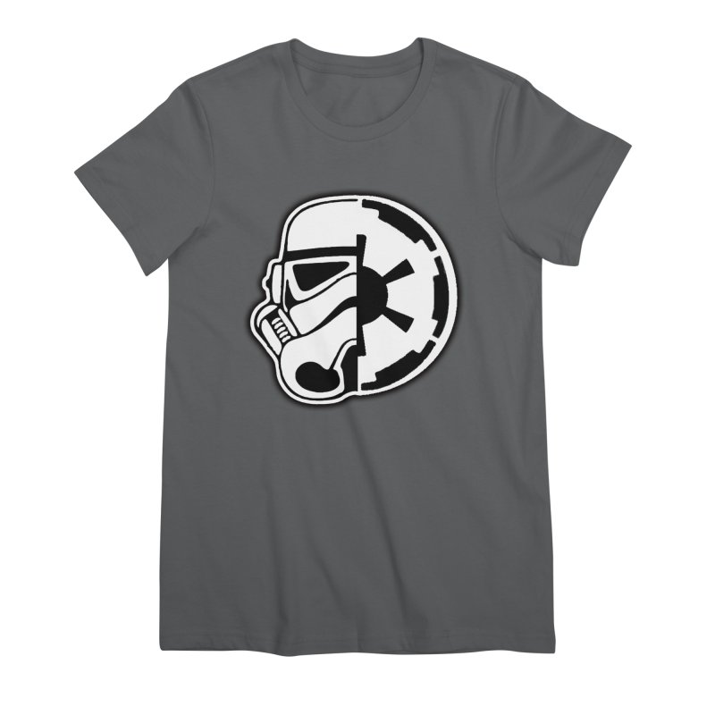 Smooth Imperial Women's T-Shirt by SmoothImperial's Artist Shop