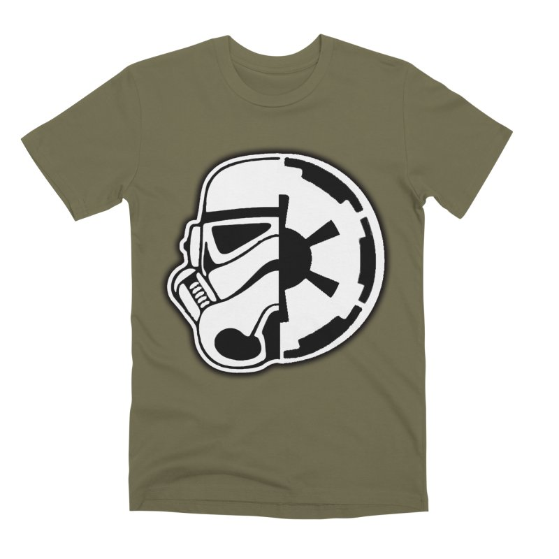 Smooth Imperial Men's T-Shirt by The Death Star Gift Shop