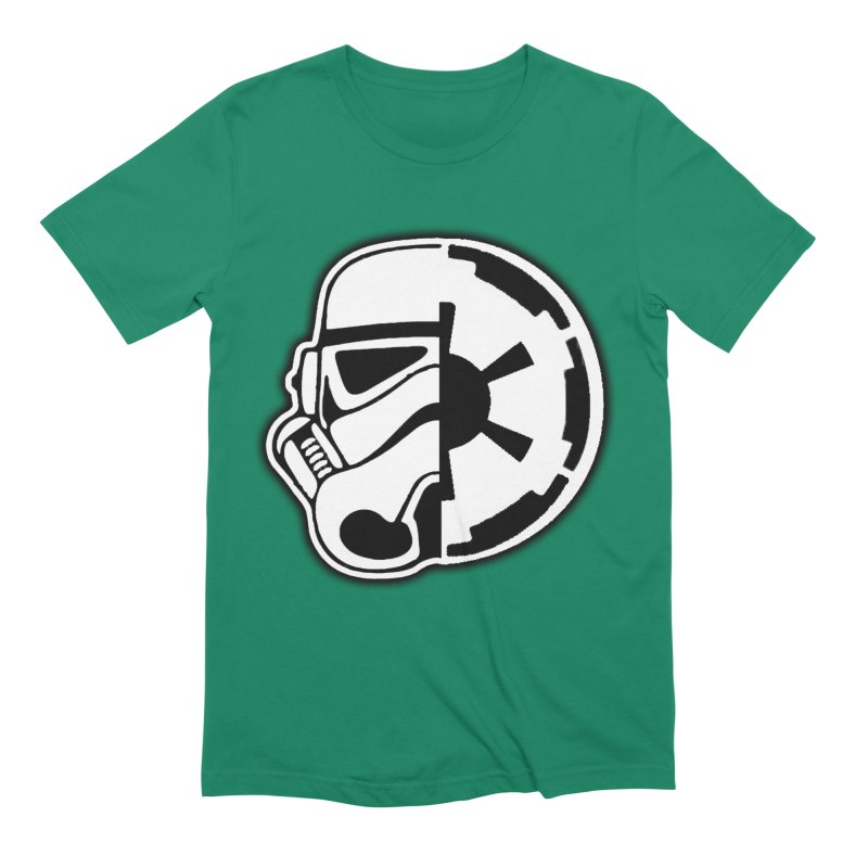 Smooth Imperial Men's Extra Soft T-Shirt by The Death Star Gift Shop