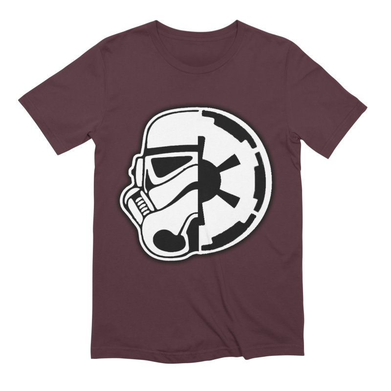 Smooth Imperial Men's Extra Soft T-Shirt by SmoothImperial's Artist Shop