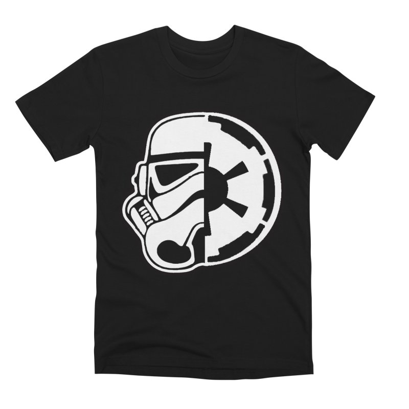 Smooth Imperial Men's Premium T-Shirt by The Death Star Gift Shop