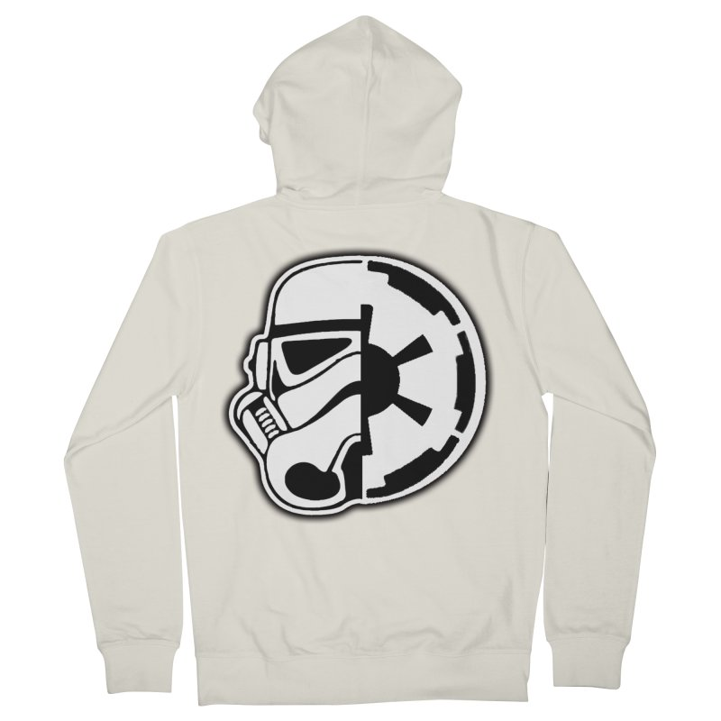 Smooth Imperial Women's Zip-Up Hoody by SmoothImperial's Artist Shop