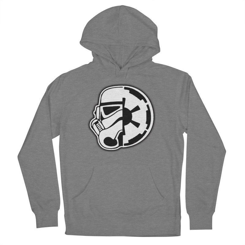 Smooth Imperial Women's Pullover Hoody by The Death Star Gift Shop