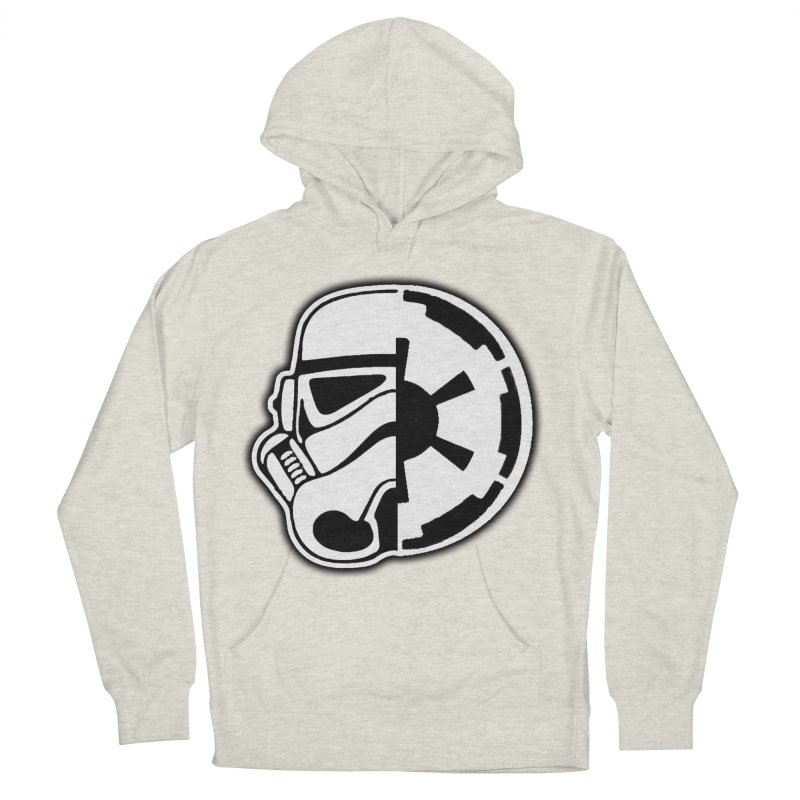 Smooth Imperial Women's French Terry Pullover Hoody by SmoothImperial's Artist Shop