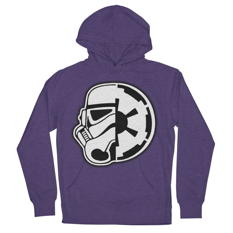 Smooth Imperial Men's French Terry Pullover Hoody by SmoothImperial's Artist Shop