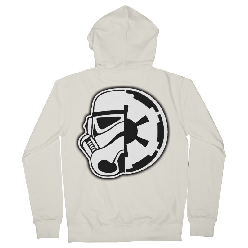 Smooth Imperial Women's French Terry Zip-Up Hoody by SmoothImperial's Artist Shop