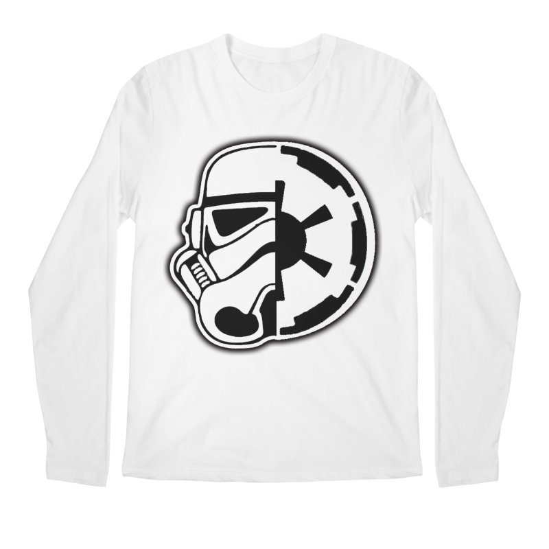 Smooth Imperial Men's Regular Longsleeve T-Shirt by SmoothImperial's Artist Shop