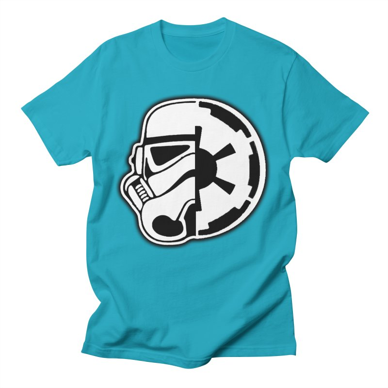 Smooth Imperial Men's Regular T-Shirt by The Death Star Gift Shop