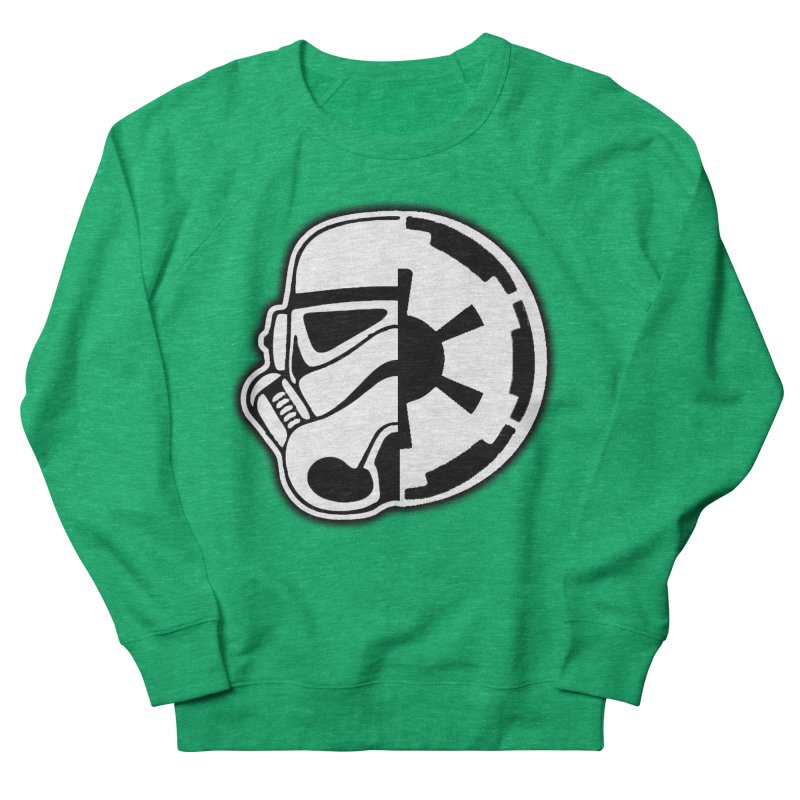 Smooth Imperial Women's Sweatshirt by The Death Star Gift Shop