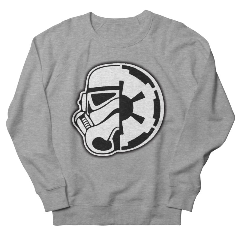 Smooth Imperial Women's French Terry Sweatshirt by SmoothImperial's Artist Shop