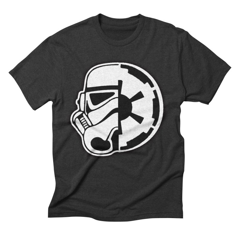 Smooth Imperial Men's Triblend T-Shirt by SmoothImperial's Artist Shop