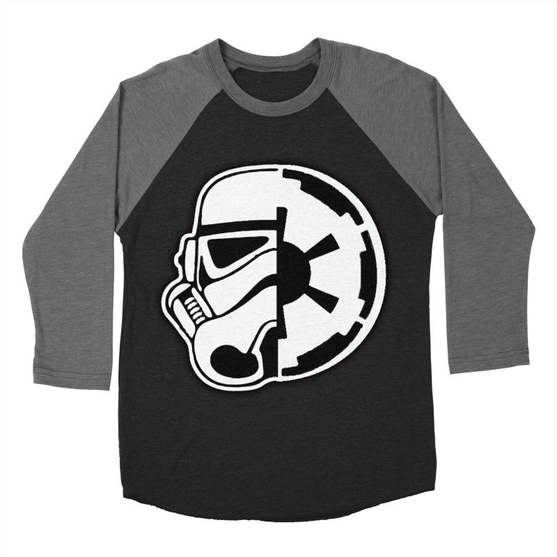 Smooth Imperial Men's Baseball Triblend Longsleeve T-Shirt by SmoothImperial's Artist Shop