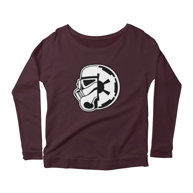 Smooth Imperial Women's Longsleeve T-Shirt by SmoothImperial's Artist Shop