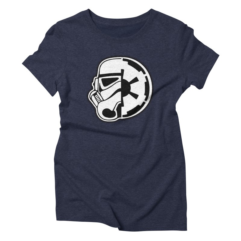 Smooth Imperial Women's Triblend T-Shirt by SmoothImperial's Artist Shop