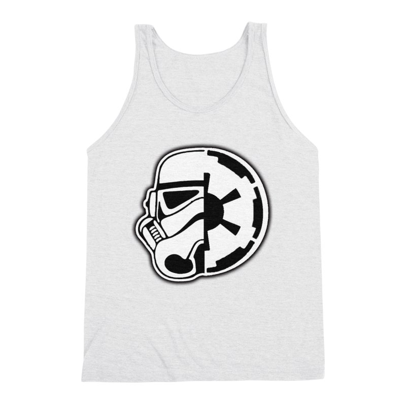 Smooth Imperial Men's Triblend Tank by SmoothImperial's Artist Shop