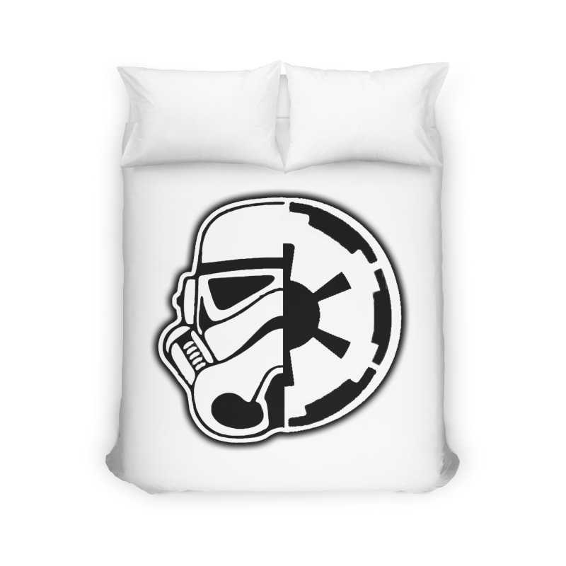 Smooth Imperial Home Duvet by The Death Star Gift Shop