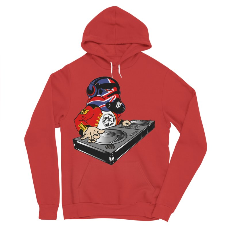 Groove Imperial Men's Pullover Hoody by SmoothImperial's Artist Shop