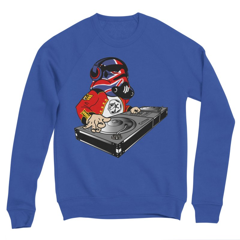 Groove Imperial Men's Sweatshirt by SmoothImperial's Artist Shop